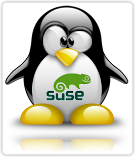 Powered by OpenSuse